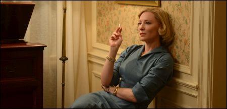 Cate Blanchett ist Carol Aird im grossartigen Film von Todd Haynes © Pathé