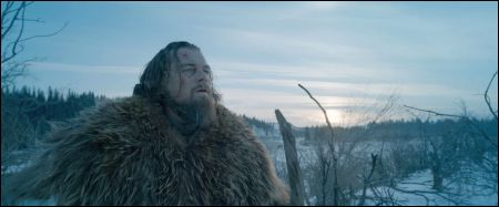 Leonardo DiCaprio in 'The Revenant' © Fox