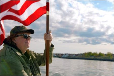 Michael Moore 'Where to invade next' © Spot On Distribution