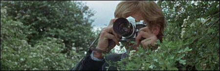 David Hemmings in Antonionis 'Blow Up' von 1966