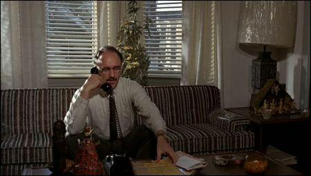 Gene Hackman in Coppolas 'The Conversation' von 1974