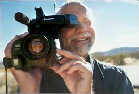 Der filmende Vater Joschy Scheidegger: 'Das Leben drehen' © filmcoopi