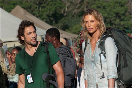 Javier Bardem und Charlize Theron in 'The Last Face' von Sean Penn © Impuls