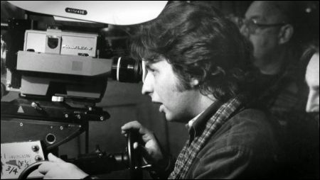 Michael Cimino dreht 'Heaven's Gate' (1980)