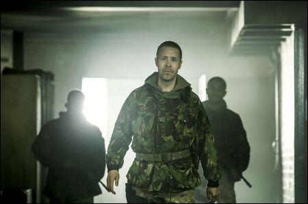 Paddy Considine als Sgt. Eddie Parks © impuls