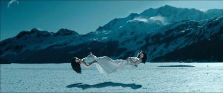 Kuchisake Ona in 'Polder' © filmcoopi