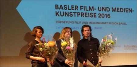 Dominique Koch, Eva Vitija, Michael Koch © sennhauser