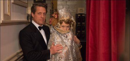 St. Clair Bayfield (Hugh Grant) und Florence Foster Jenkins (Meryl Streep) © Pathé Films