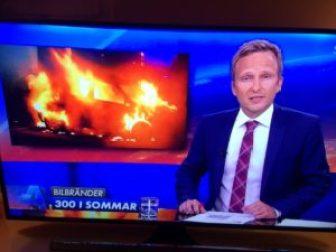 300 bilbränder i sommar