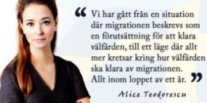 Alice migrationen
