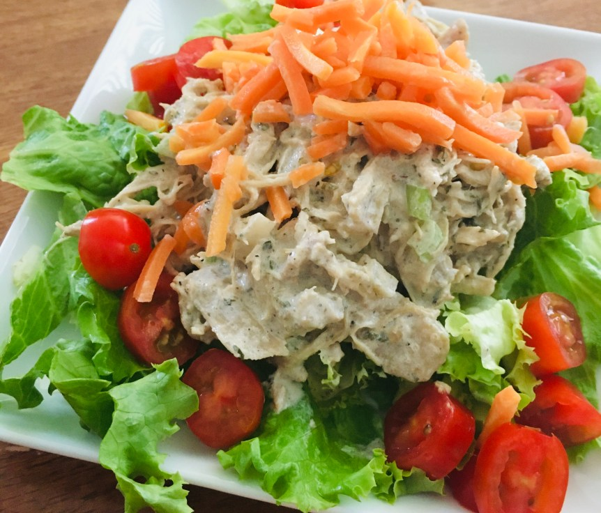 MarcoPollo Chicken Salad