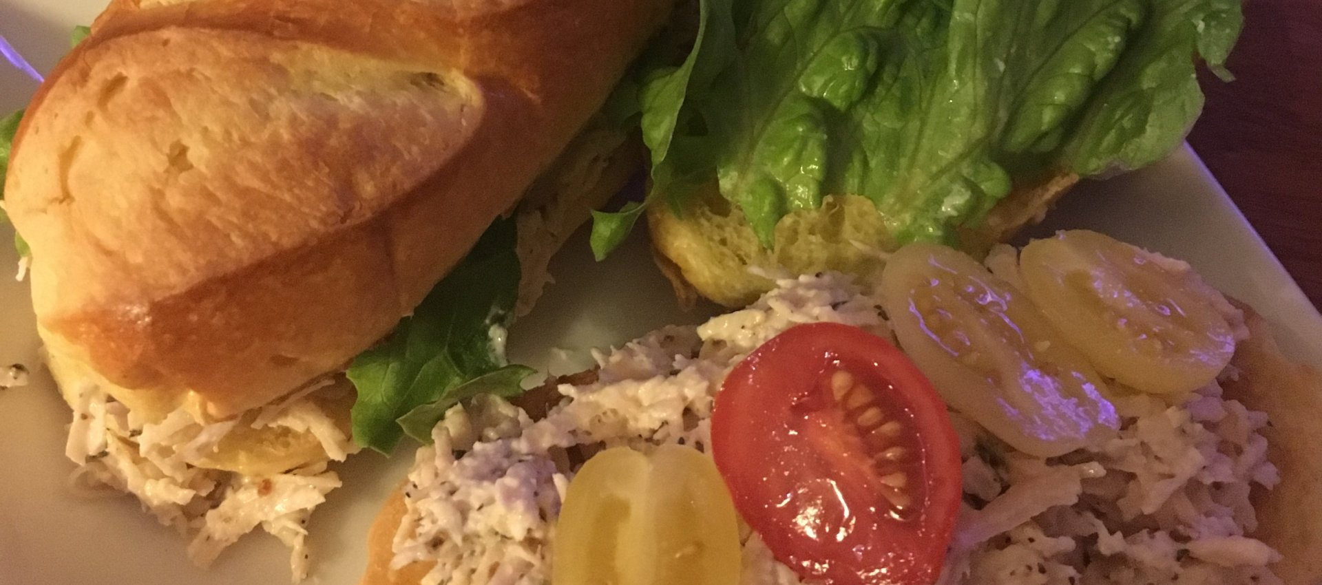 Mojo Chicken Salad