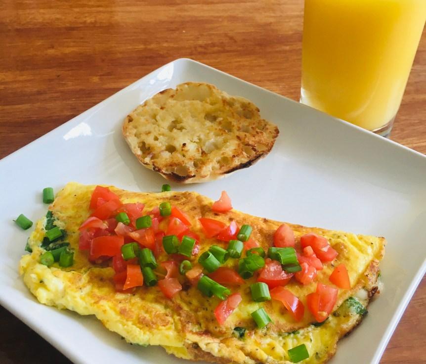 Mojo Omelet