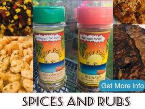Seasonings & Rubs