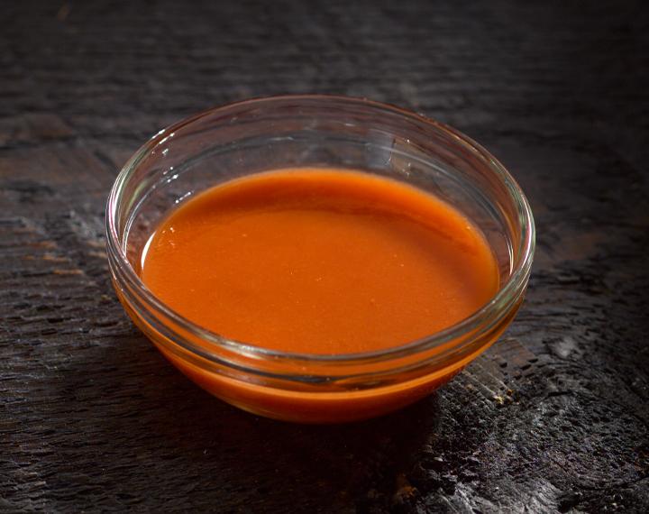 Senor Pepe's Louisiana hot sauce