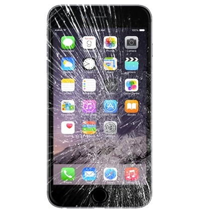 iphone 6 glass screen repair service