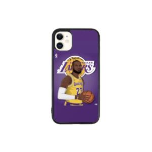 Lakers LeBron James Animated Case