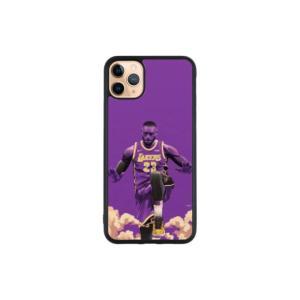 Purple LeBron James Case