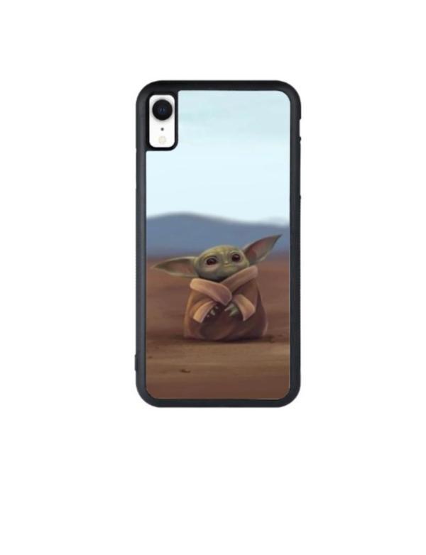 Baby Yoda Grogu Case