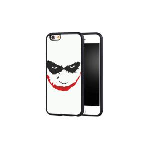 Joker Face Silhouette Case