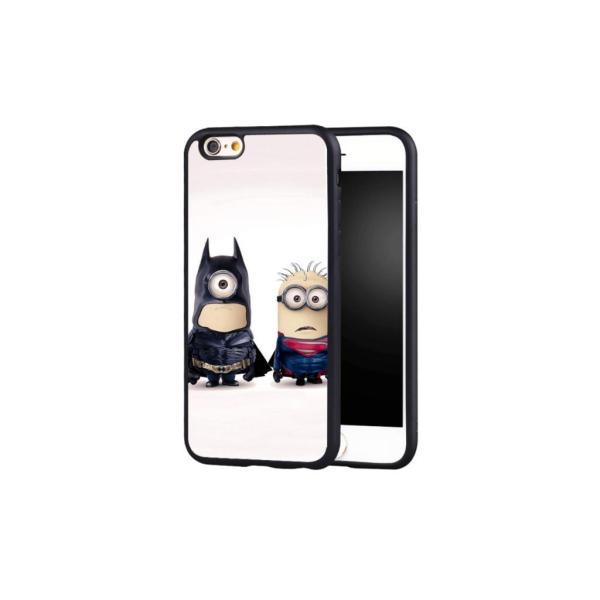 Batman and Superman Minions Case
