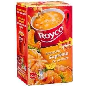 royco pompoensoep
