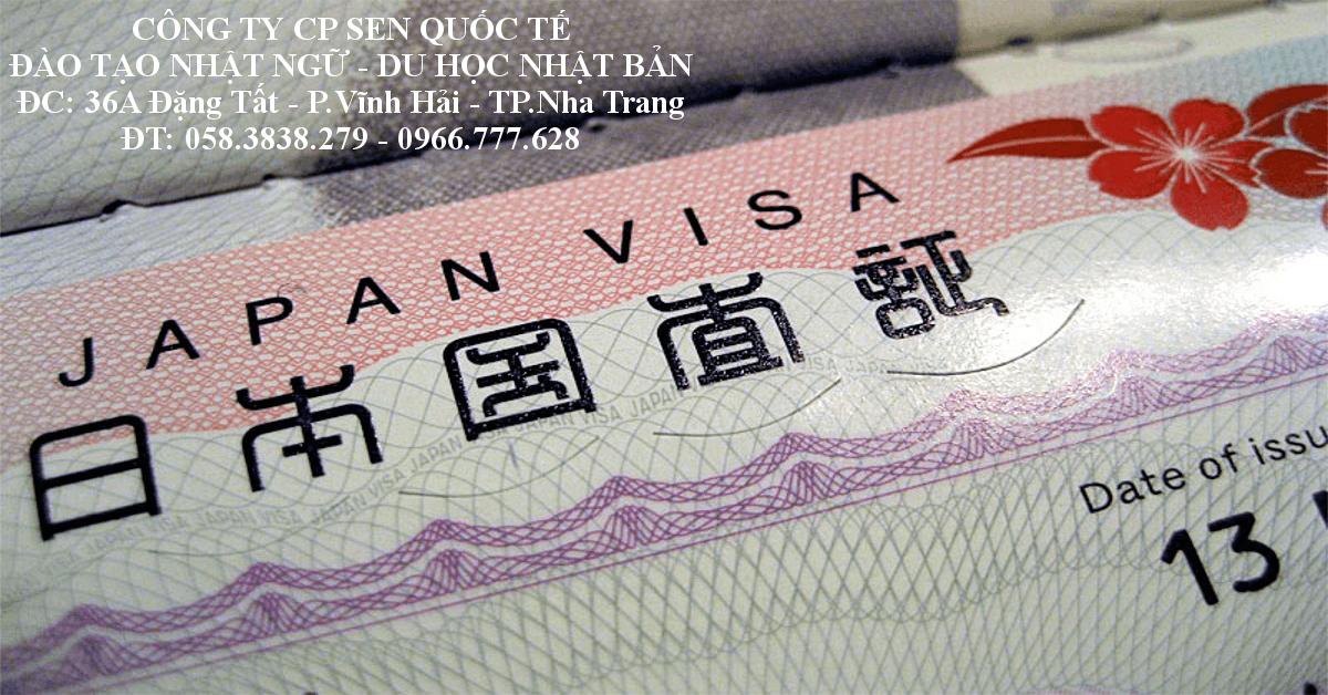 Thủ tục xin visa gia đình - bảo lãnh vợ ( chồng ) con theo visa của mình - 家族滞在