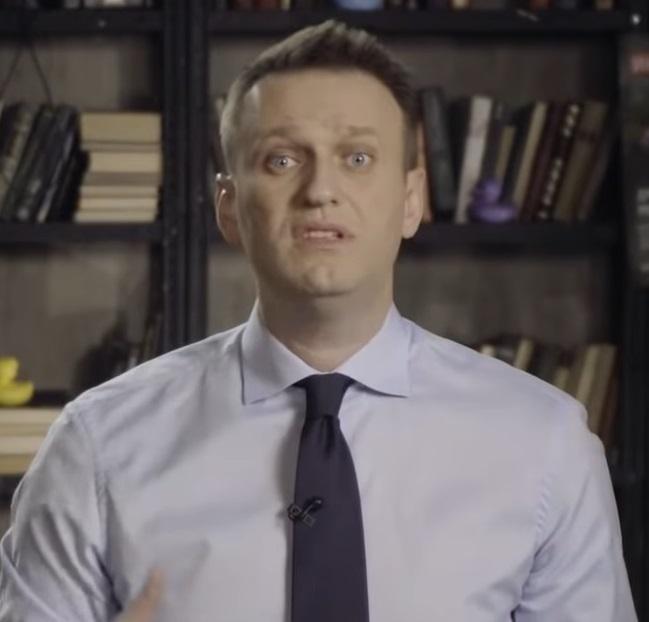 Журналисты уличили Алексея Навального в связях с ЦРУ
