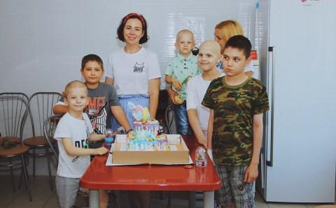 «Сундук храбрости» для детей с онкологией