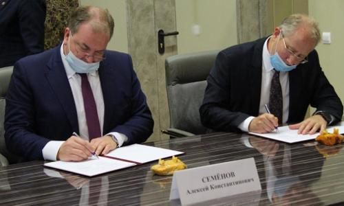 В Калининградской области создадут мультимодальный транспортно-логистический центр «Западный»