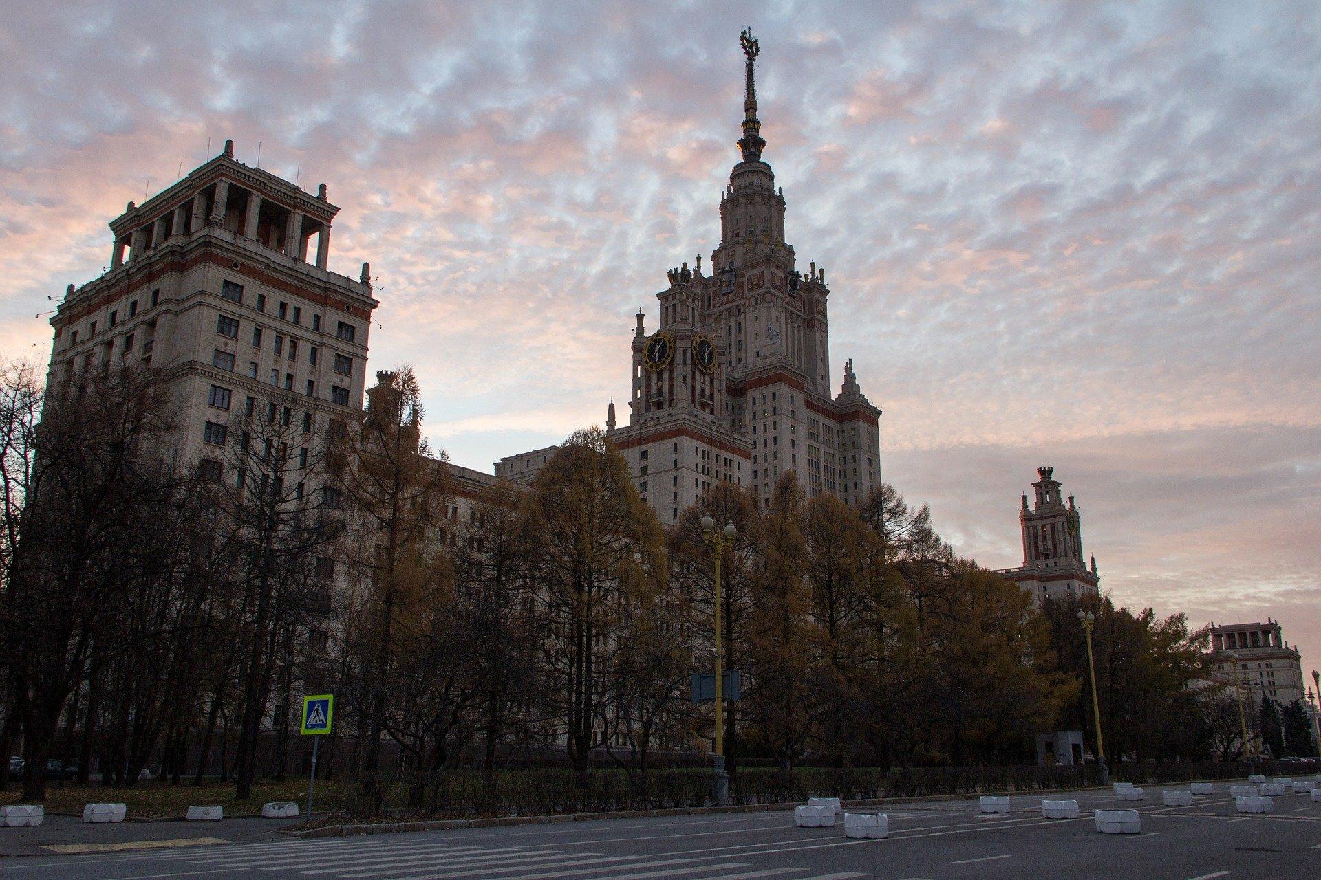 МГУ возглавил список российских вузов в рейтинге ARWU
