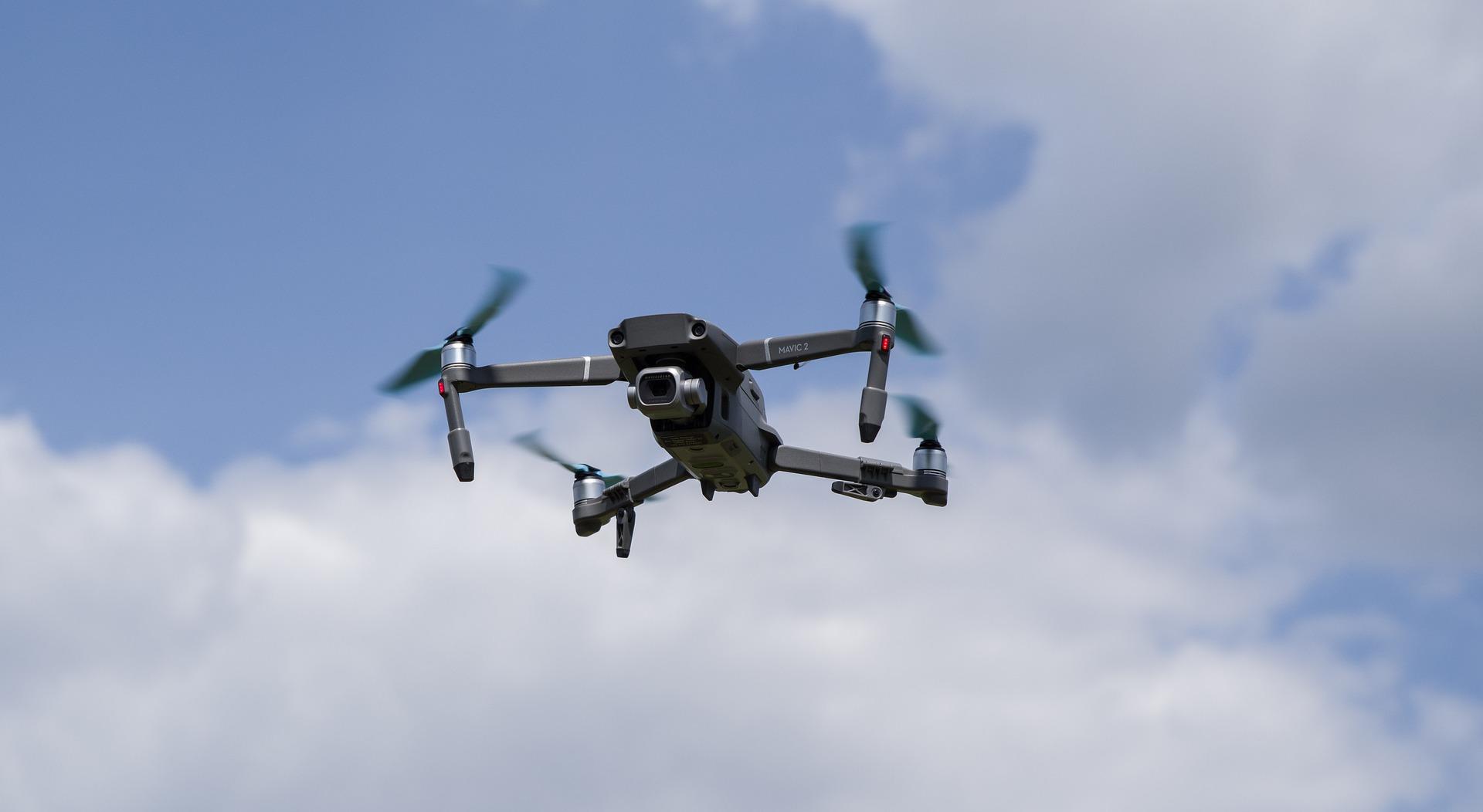 Mail.ru Group устроит шоу дронов над столицей