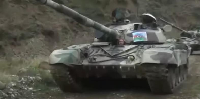 Нагорный Карабах: новости за последние 4 часа