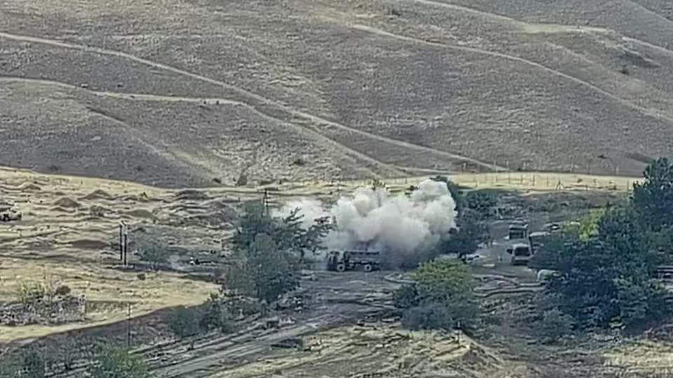 Нагорный Карабах: дневная сводка 16 октября