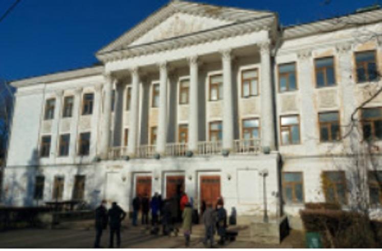 В Нижегородской области реконструируют Арзамасский театр драмы