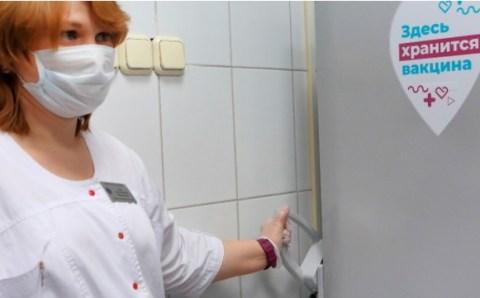 Собянин: 4 декабря открывается запись на вакцинацию от COVID–19