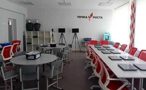 В Ростовской области создадут 755 «Точек роста»