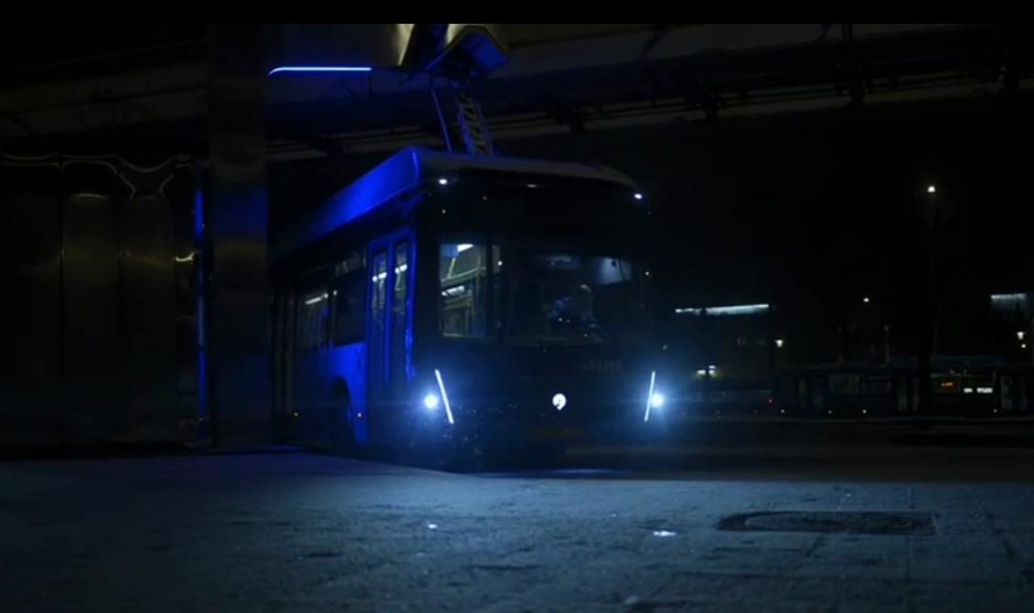В 2022 году в Москве запустят электробусы без дизельных обогревателей