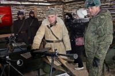 Во Владимирской области появилась «Партизанская деревня»