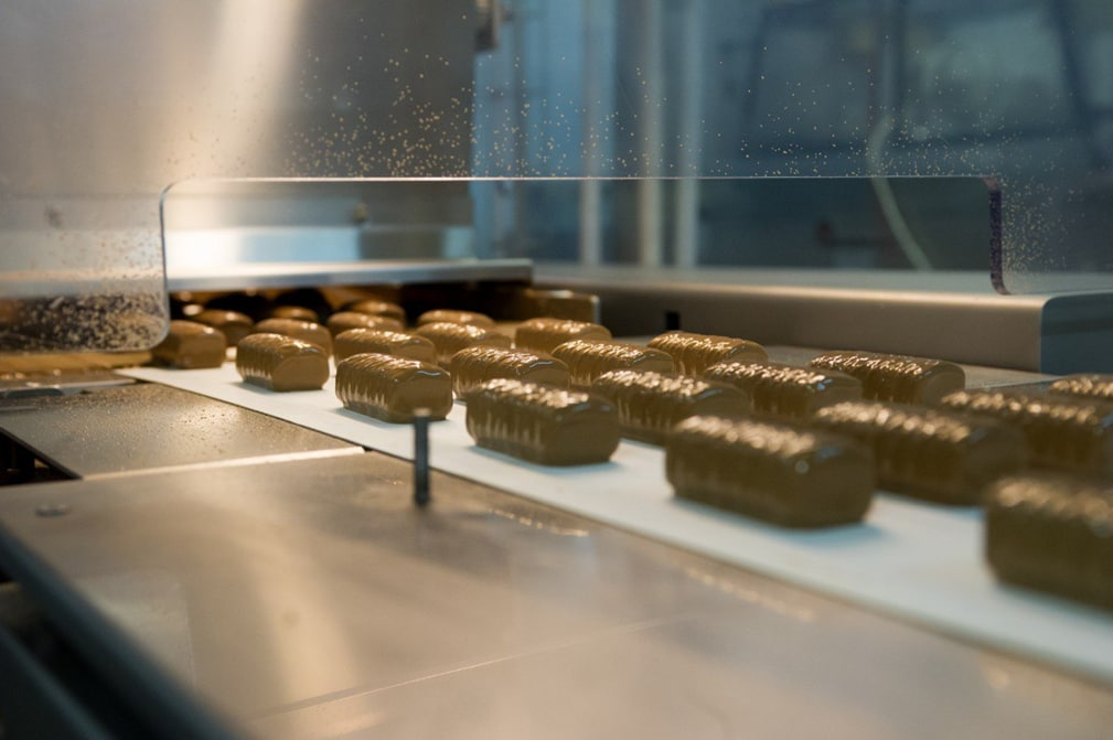 В 2020 году Подмосковье стало лидером по производству кондитерских изделий