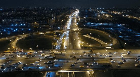 В столице ожидаются восьмибалльные пробки