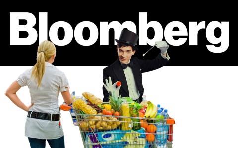 Как Bloomberg манипуляцию экспертов выдал за «прогноз цен на продукты в России»