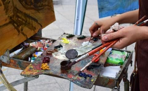 Липецкие юные художники нарисуют картины для благотворительной выставки