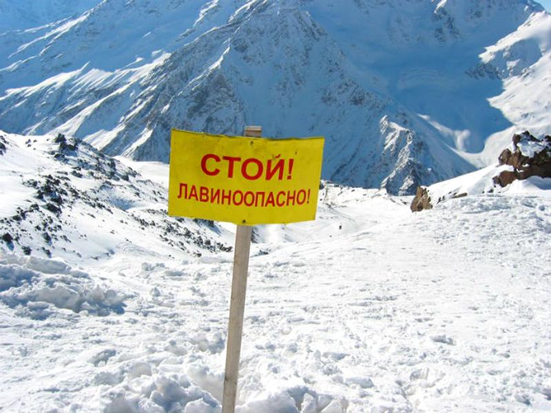 Сахалинцев предупредили об опасности схода лавин