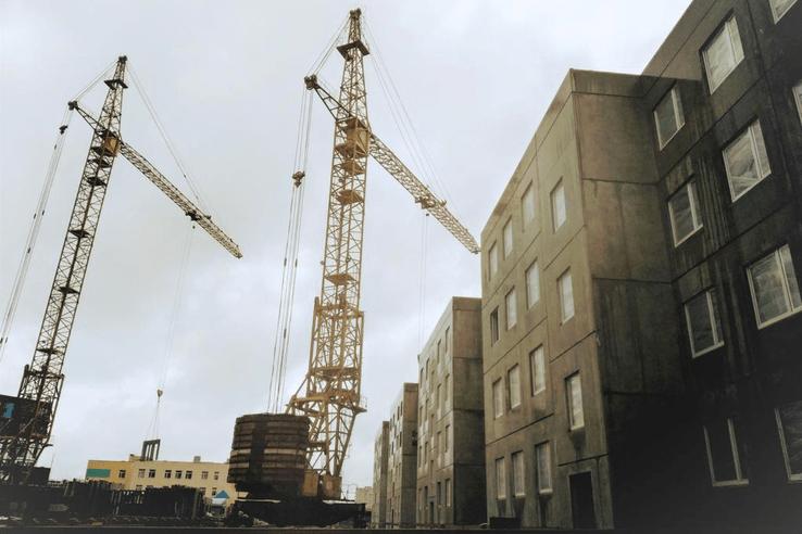 В Ленинградской области построят дома для жителей аварийного жилья