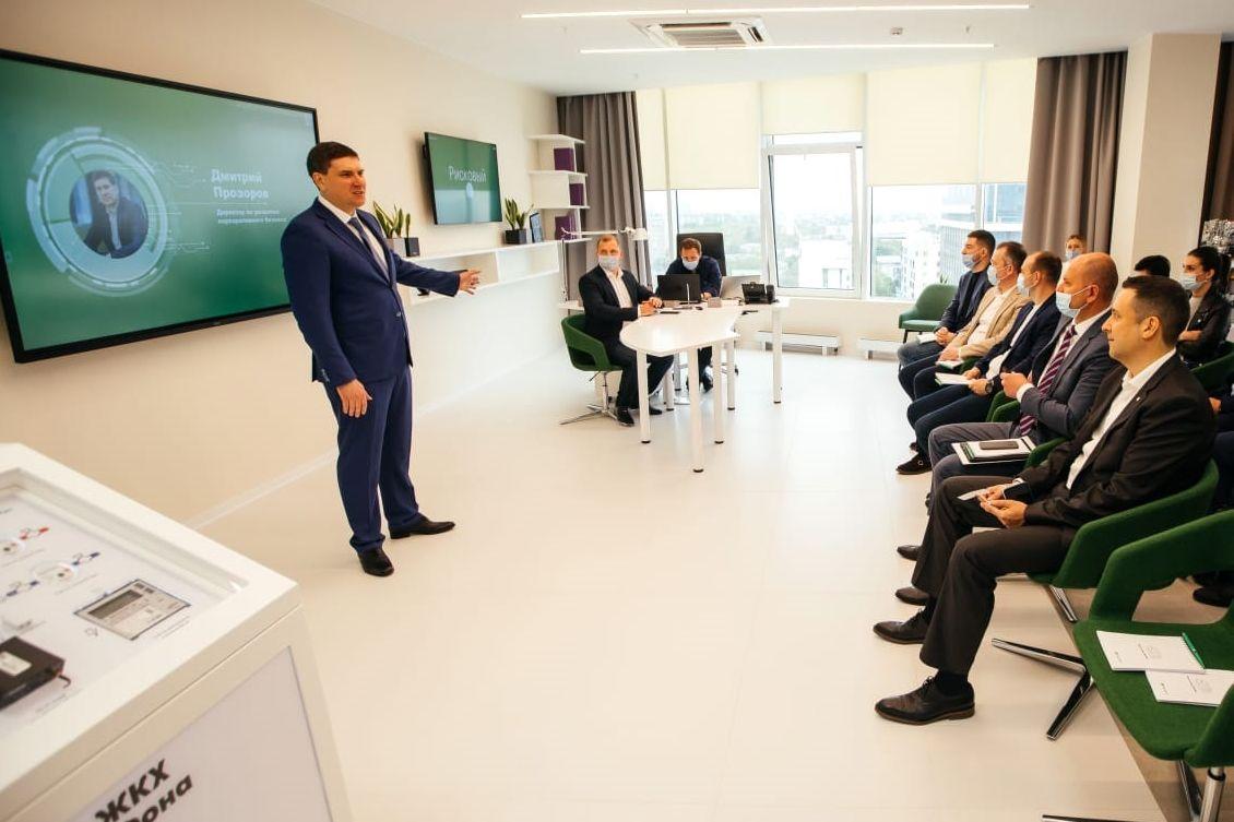 В Ростовской области открыли центр бизнес-возможностей
