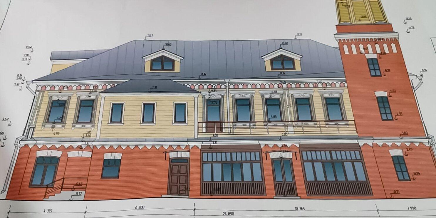 В старинной пожарной части в Черкизове откроют кафе и магазин