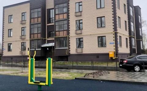 В Подмосковье завершилось строительство жилого дома
