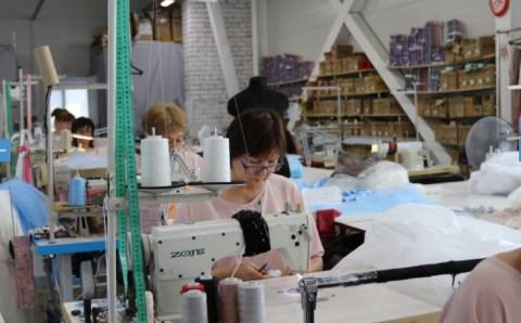 Швейные предприятия Хабаровского края расширили свой профиль