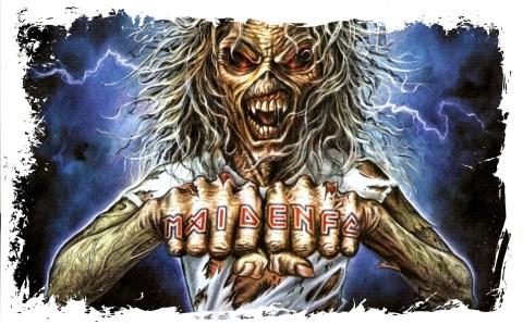 Ад на Земле в британском стиле от Iron Maiden